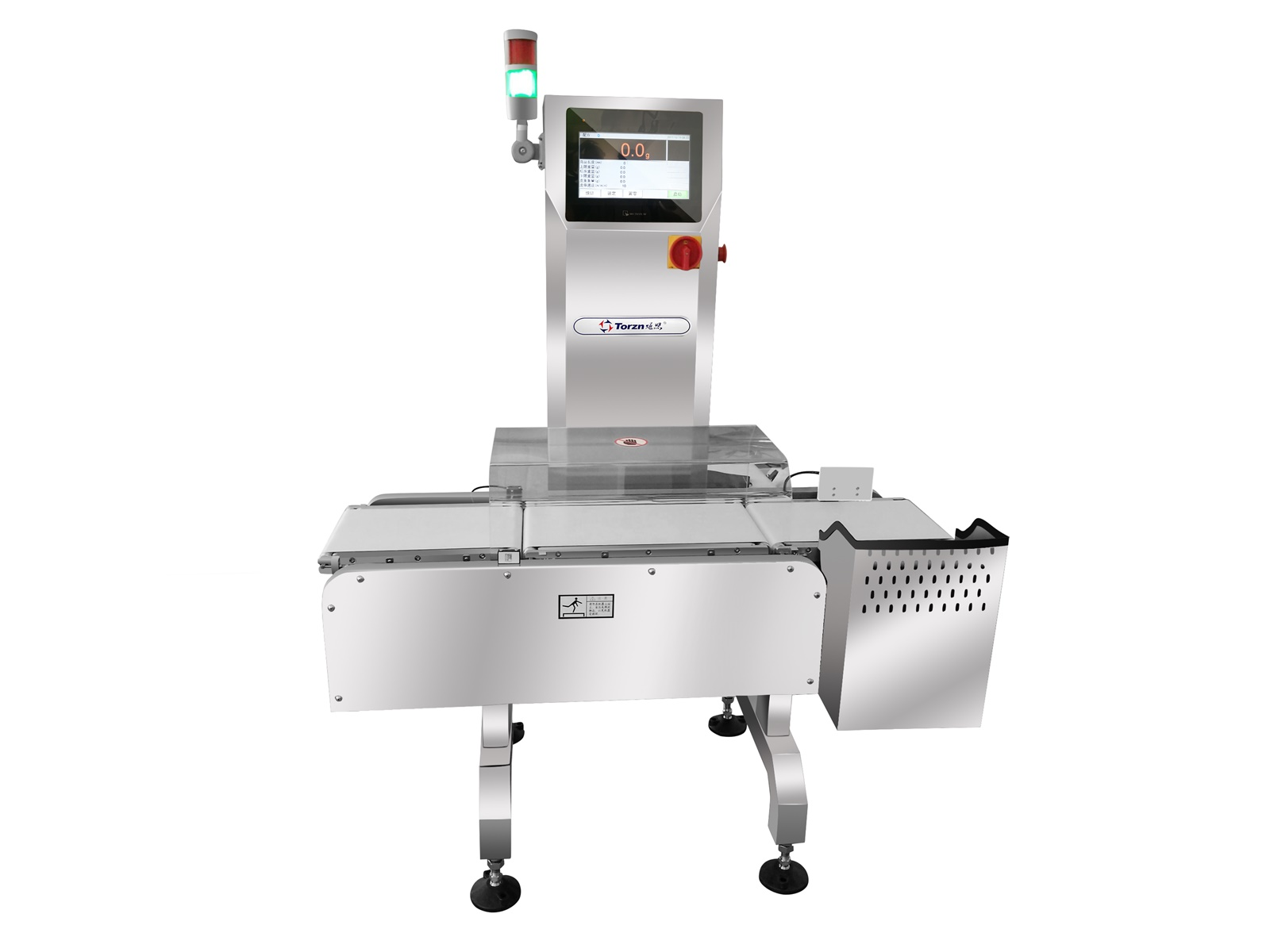 Automatic Flipper Type Check Weigher