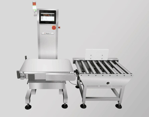 High Precision Stainless Steel Check Weigher Online Weigh Checker