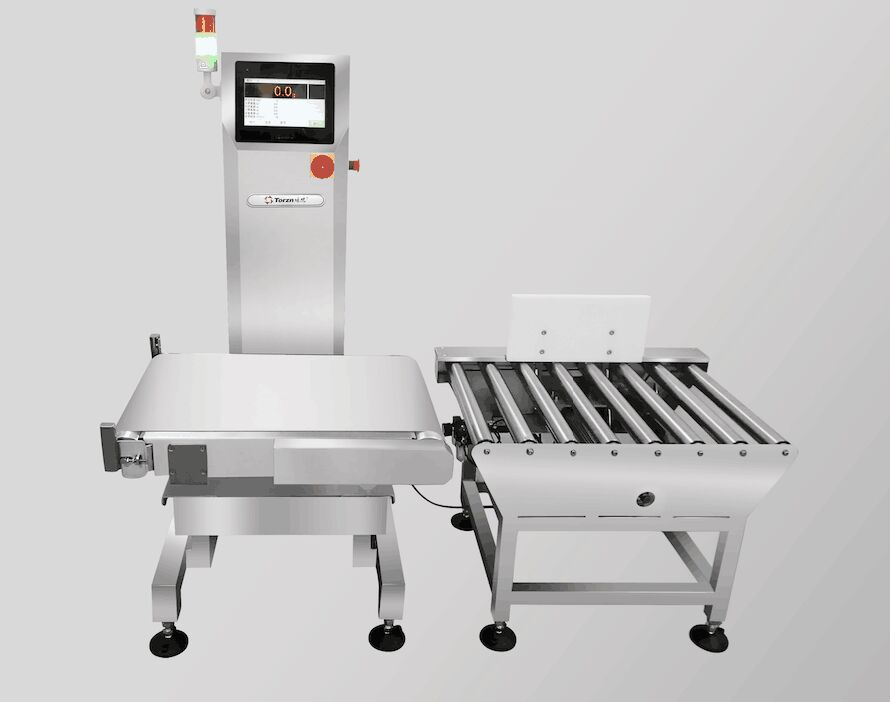 60kg Inline Checkweigher for Production Line