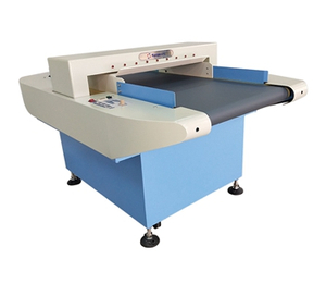 Automatic Broken Needle Metal Detectors for Textile Industry